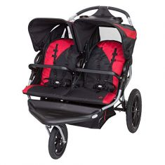 Double Jogger - front swivel