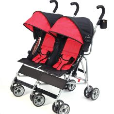 Double Stroller - side by side