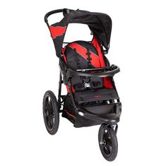 Single Jogger - front swivel