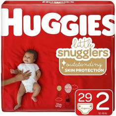 Huggies Little Snugglers Baby Diapers<span class=