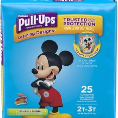 Huggies Pull-Ups 2T-3T Boy