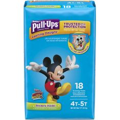 Huggies Pull-Ups 4T-5T Boy