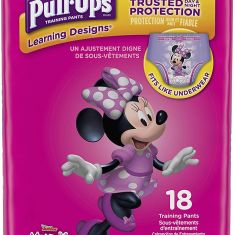 Huggies Pull-Ups 4T-5T Girl
