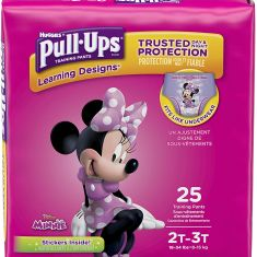 Huggies Pull-Ups 2T-3T Girl