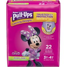 Huggies Pull-Ups 3T-4T Girl