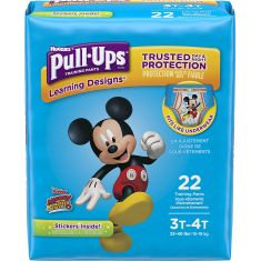 Huggies Pull-Ups 3T-4T Boy<div><br></div>