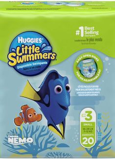 Huggies Little Swimmers - small