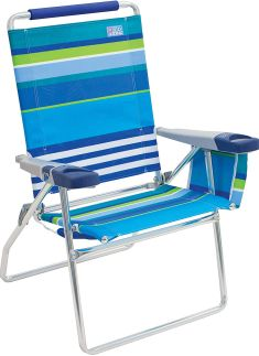 High Back Beach Chair 17