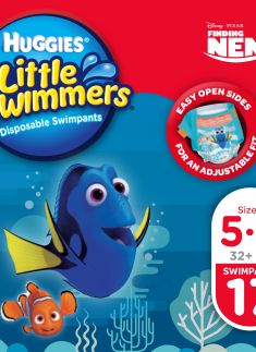 Huggies Little Swimmers - large