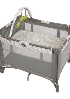 Pack 'n Play, Includes Full-Size Infant Bassinet