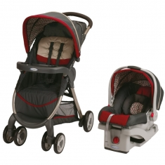 Travel System incl. Stroller & Infant Car Seat