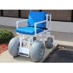 Beach Wheelchair small