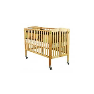 Height Adjustable Crib