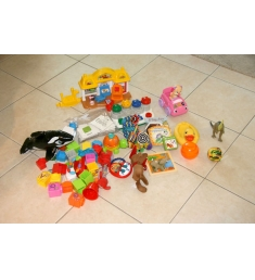 Tub of Toys 2 years and younger
