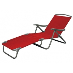 Folding Beach Lounger